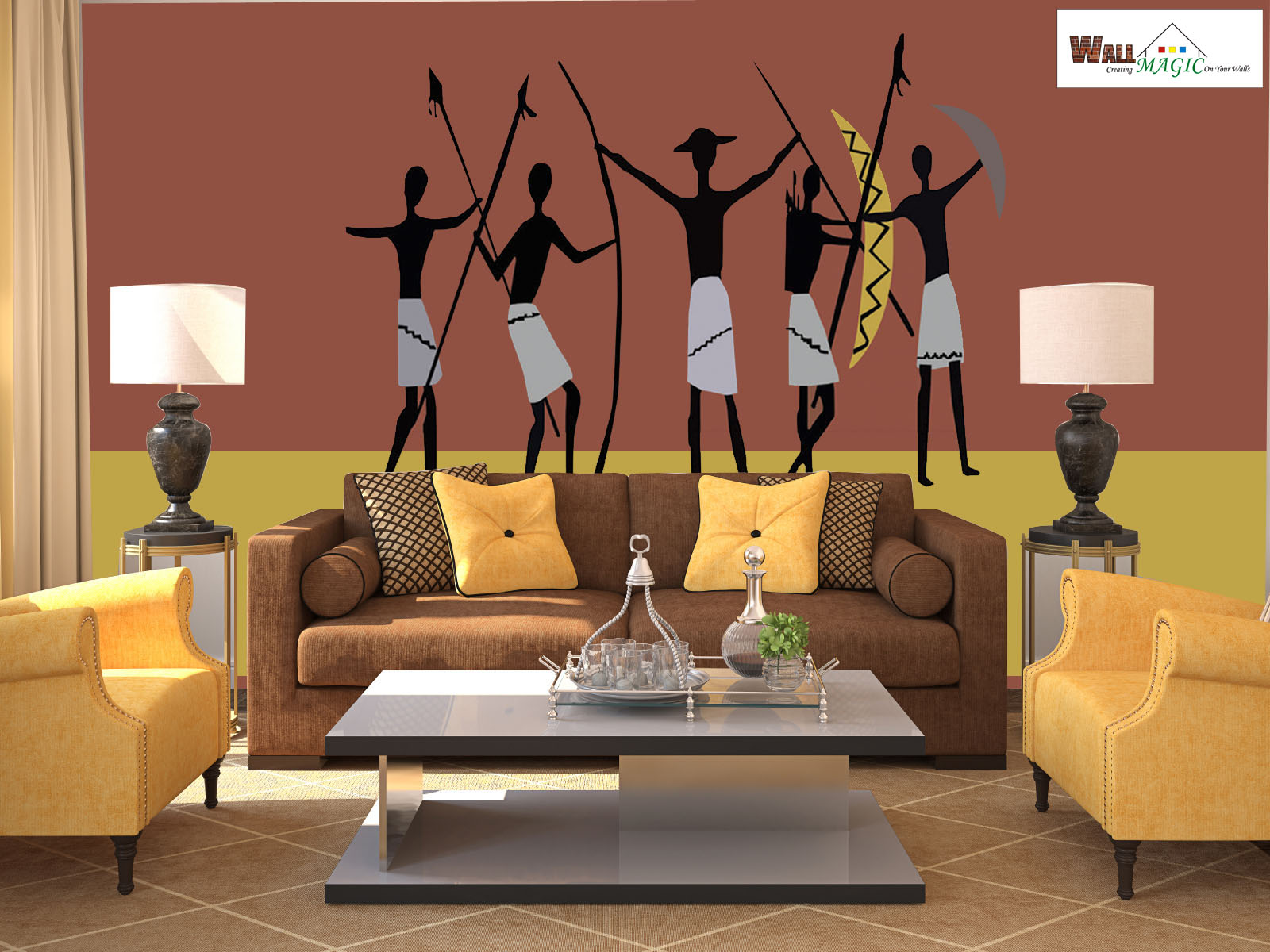 Ceiling Paint Living Room Decorations Pertaining To The